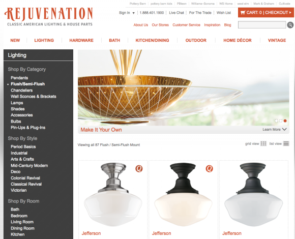 New Client: Rejuvenation   commercial photography update
