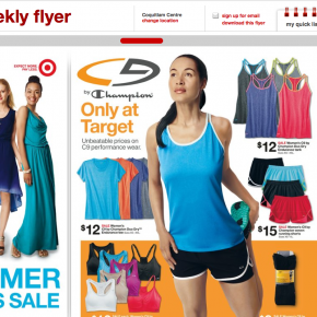 New Client: Target   commercial photography update